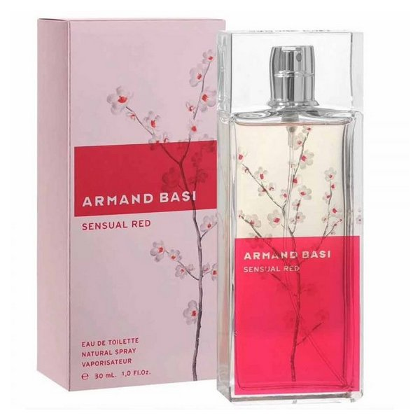Armand Basi Sensual Red